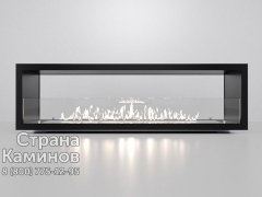 Биокамин Straight 140 Glass